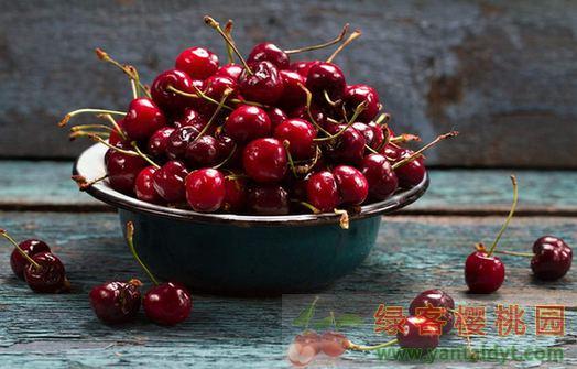 大樱桃的另类吃法 营养价值更高