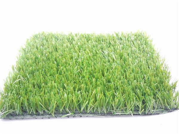 烟台足球场人造草坪工程施工及选择材料